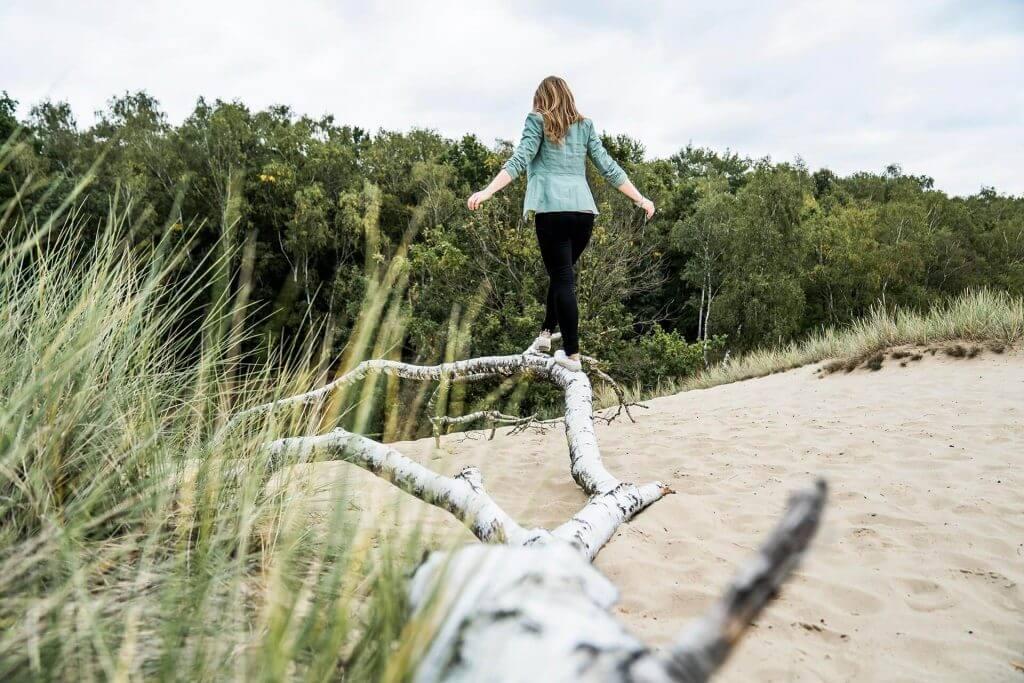 Life-Coaching in der Natur mit Theresa Hause